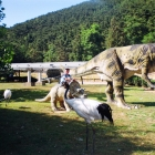 Тут живут журавли и динозавры